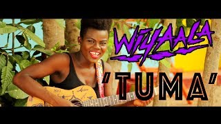 TUMA (No Food For The Lazy Man) Official Video by WIYAALA