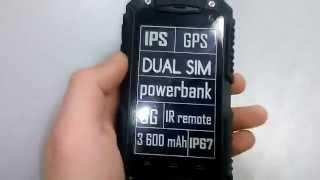 Обзор Sigma mobile X treme PQ15 Black