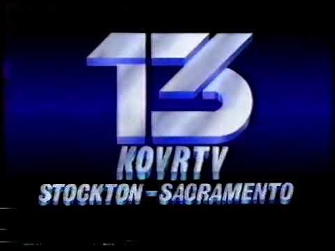KOVR station ID, 1986