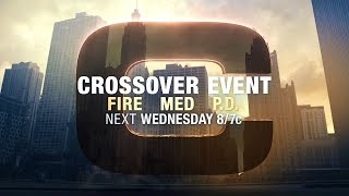 Chicago Wednesdays Crossover Promo - Chicago Med, Chicago Fire, Chicago PD (HD)