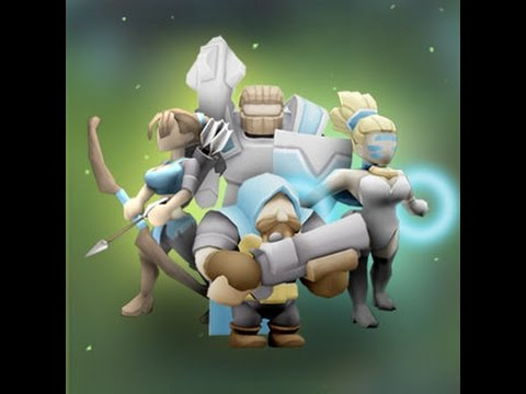 Guards 3D ( Game by Kirill Andreev ) IOS Gameplay Video
