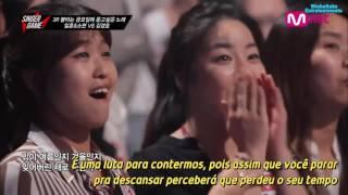 SoHyun Feat. IlHoon - Move/Louder (Legendado PT-BR)