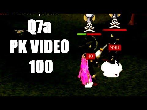 [Soulplay] Q7a pk video 100 ''legacy'' FINALE pk video