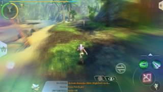Order & Chaos 2 Online IOS - Dream effect Test