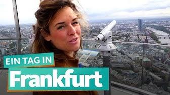 Ein Tag in Frankfurt am Main | WDR Reisen