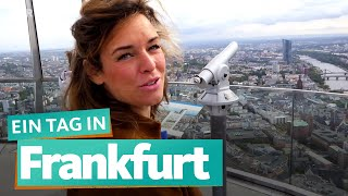 A Day in Frankfurt am Main