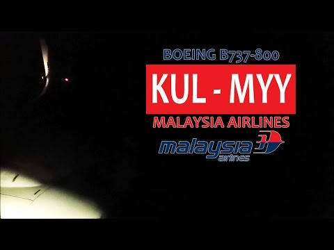 Malaysia Airlines MH2598: KL Int