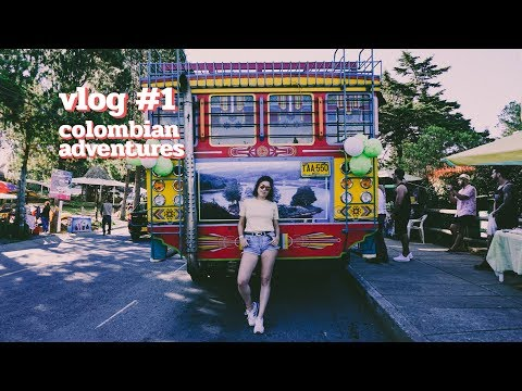 COLOMBIA DIARIES - GORGEOUS PLACES AND THE BEST COFFEE EVER