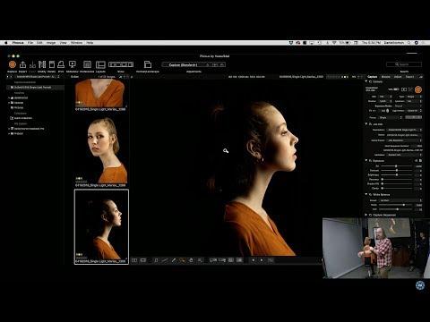 Single Light Portrait Techniques: OnSet with Daniel Norton