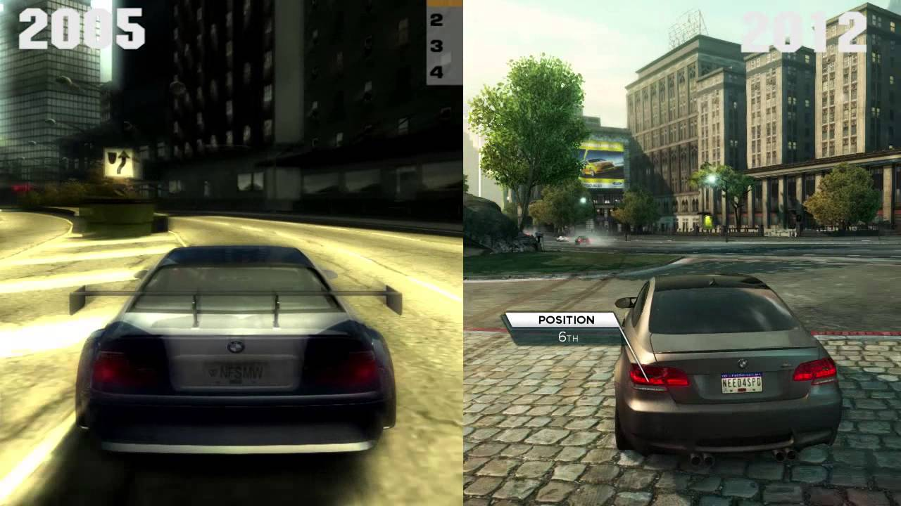Need For Speed: Most Wanted (2012) - Crappy Games Wiki