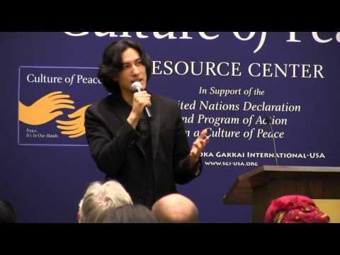 SGI-USA Culture of Peace - Washington DC