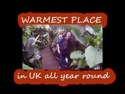 WARMEST PLACE in the UK ALL YEAR ROUND!!