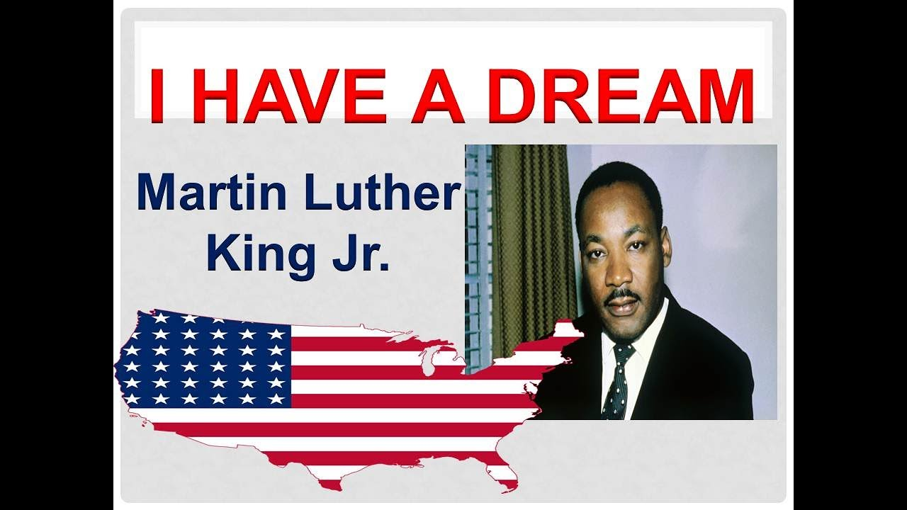 """essay on martin luther king jr i have a dream I have a dream essay sample almost everyone who has ever heard or read reverend martin luther king jr's, """"i have a dream"""" speech has been touched to the core of their soul i, myself, agree with the concept of his speech and can feel my blood race with reaction to the manner it is spoken."""