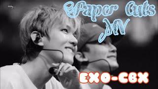 Gambar cover [Vietsub+Engsub] [CC] EXO-CBX (엑소 첸백시) - Paper Cuts MV (Fanmade)