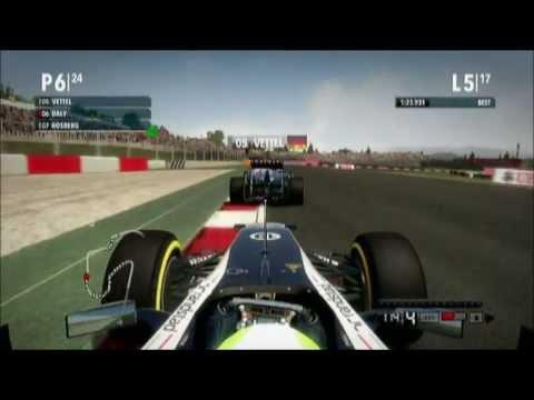 Formula 1 Spain 2013 Race Review