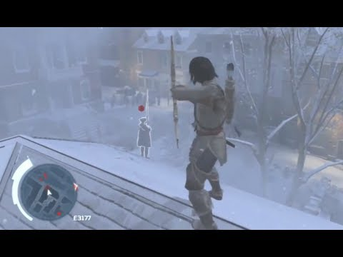 AC3 Sequence 5 Mission 2 - Achilles Errand/Trip to Boston 100% Full Sync