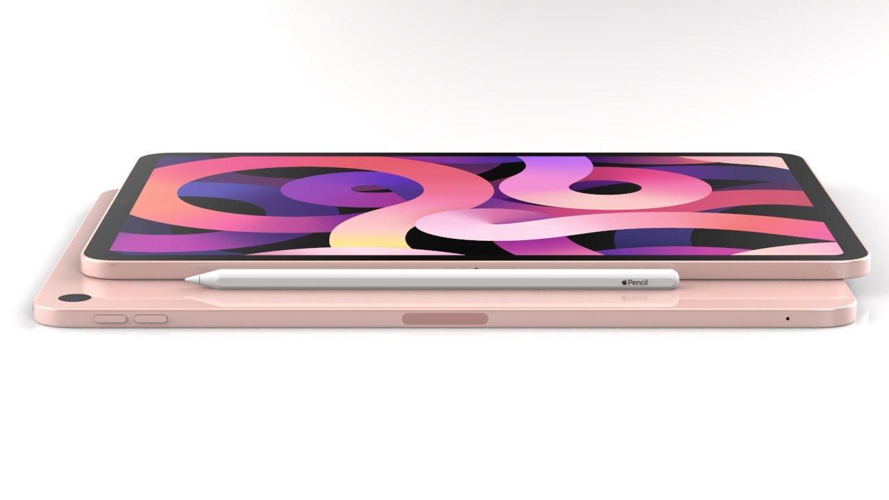 iPad Mini 6 Trailer Concept Introduction