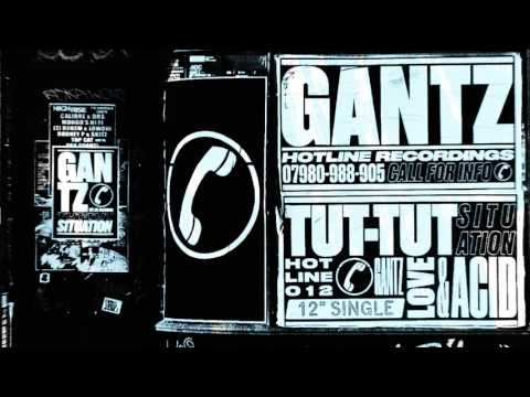 Gantz - Tut-Tut Situation