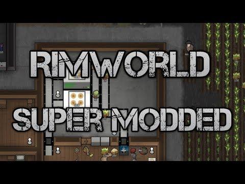 [73] Infested Again | Rimworld Super Modded B18