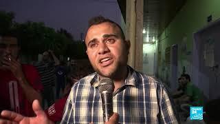 Dozens killed as Israel launches airstrikes on Gaza Strip after Hamas rocket attacks