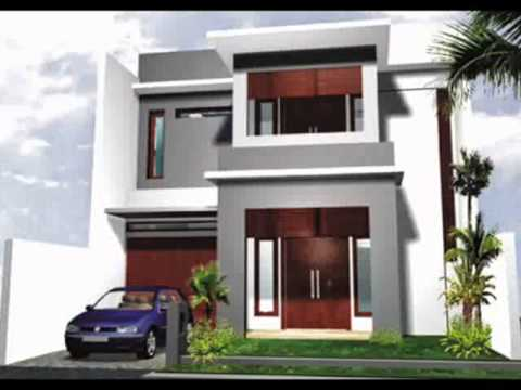 Rumah  Minimalis Type  21  Tingkat YouTube