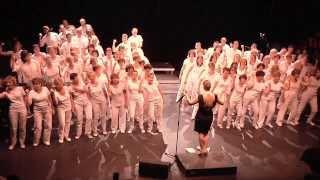 Le choeur Dédicace - 2013 - polyphonie au coeur des Yvelines