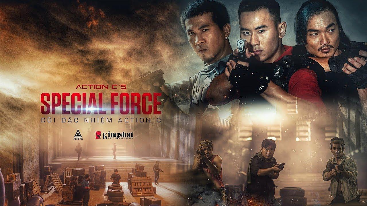 ĐỘI ĐẶC NHIỆM ACTION C | ACTION C'S SPECIAL FORCE | Action Short Film