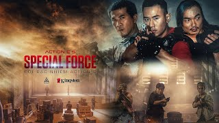 ĐỘI ĐẶC NHIỆM ACTION C | ACTION C'S SPECIAL FORCE | Action Short Film