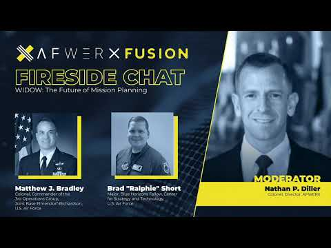 WIDOW: The Future Of Mission Planning ///AFWERX Fusion 2020 ///