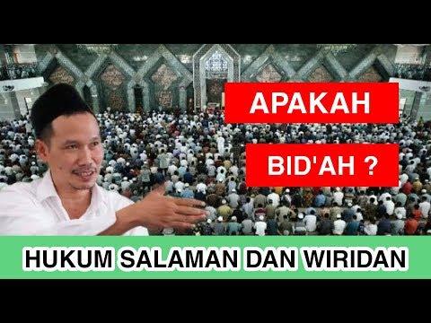 GUS BAHA : Hukum Salaman Dan Wiridan Setelah Sholat .!!