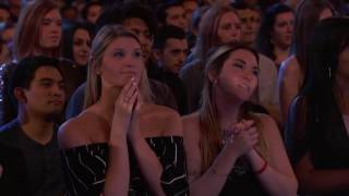 16 летняя девушка спела так, что попала прямиком в финал Шоу Талантов