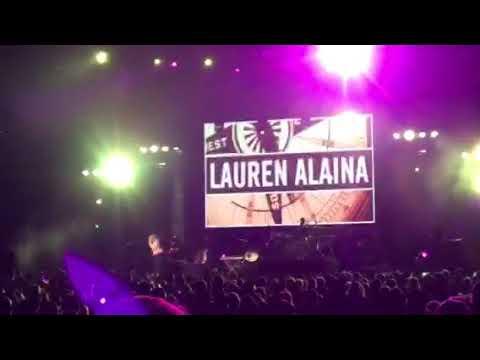 Lauren Alaina  Road Less Traveled @ Rupp Arena 011918