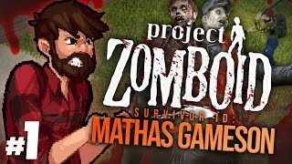 NEW ANIMATION UPDATE BUILD 41! | Project Zomboid - 1
