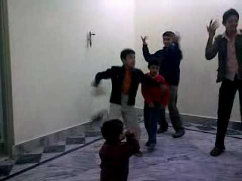 Dancing on LATIF NIAZI by NAUMAN...