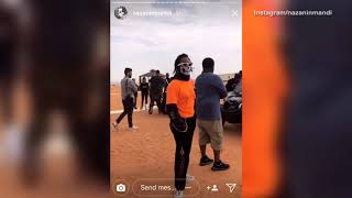 Sofia Richie and Scott Disick take to the dunes of Saudi Arabia