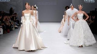 Simone Marulli | Bridal Spring 2020 | Barcelona Bridal Fashion Week