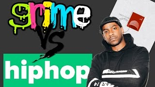 Grime vs HipHop