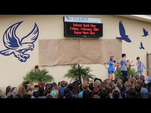 Fuerte Elementary School Mission Statement Reveal