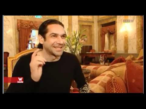 Interview with Ildebrando D'Arcangelo (Vienna State Opera, 10/05/11) (with English subtitles)