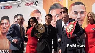 Action Pack Fights Rungvisai Vs Estrada, Roman Vs Doheny EsNews Boxing