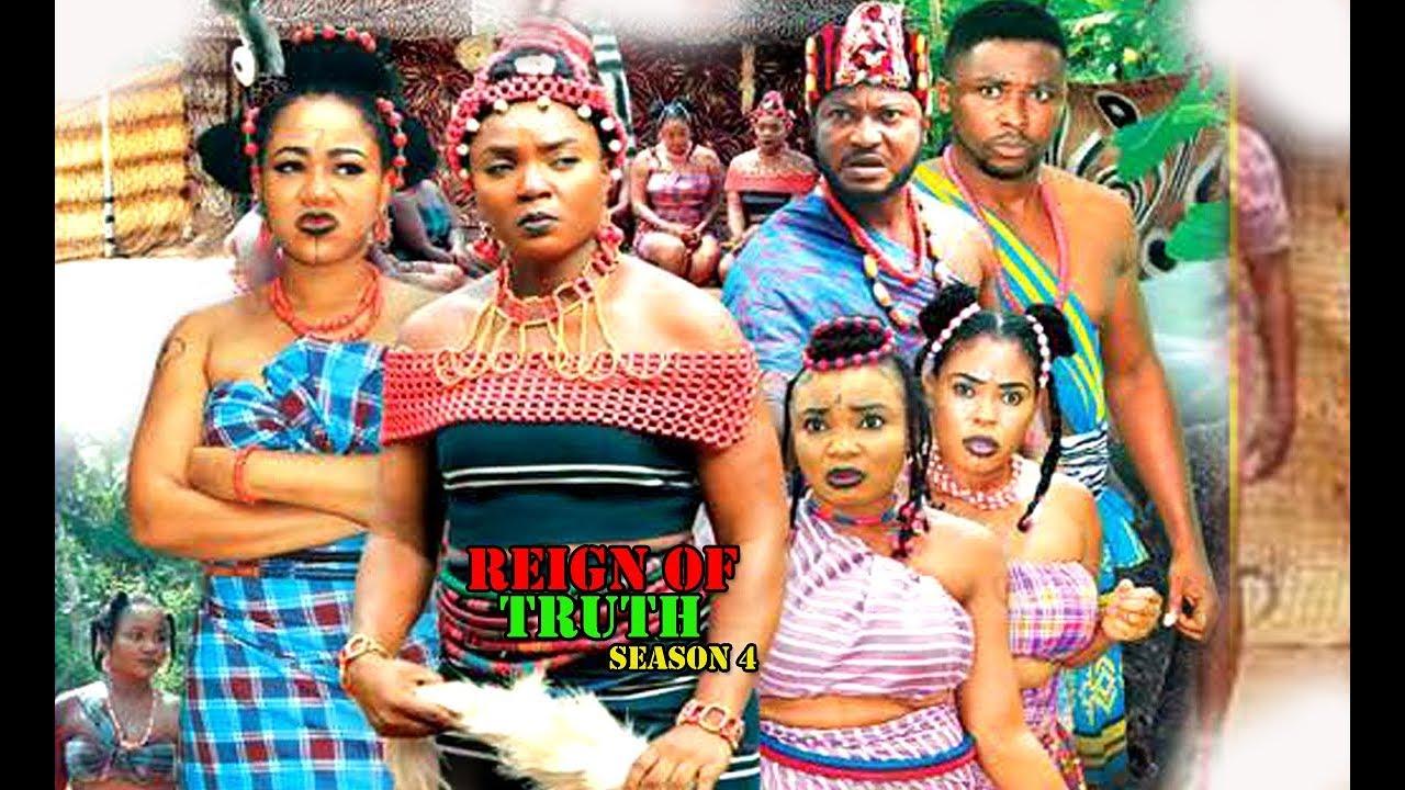 Download Reign Of Truth Season 4 - Chioma Chukwuka Akpotha 2017 Newest | Latest Nigerian Nollywood Movie 2017