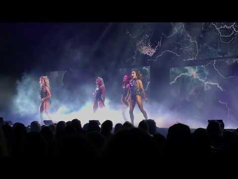 DWTS Light Up The Night Tour LA - River Dance (3/18)