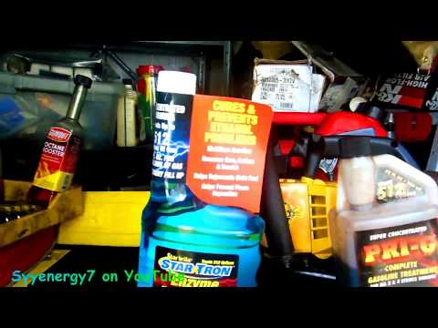 The Truth about Gas Stabilzers and Ethanol Fuel