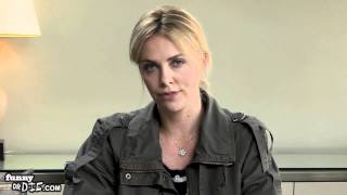 Charlize Theron Cell Phone Hack Response