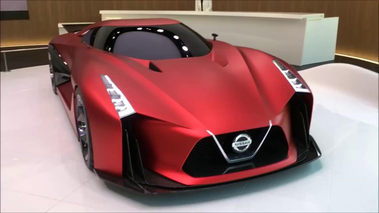 NEW NISSAN SKYLINE GTR R36 2018 - YouTube
