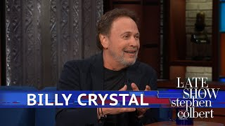 Billy Crystal Treats His Political Stress With Vaping
