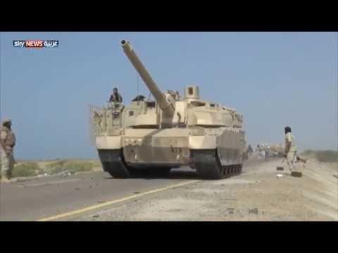 حشود عسكرية غير مسبوقة، تستعد لعملية تحرير الحديدة