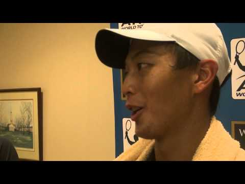Yen-Hsun Lu Postmatch Interview 8/21/14