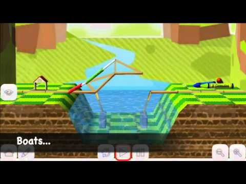 bridge construction game  free full version