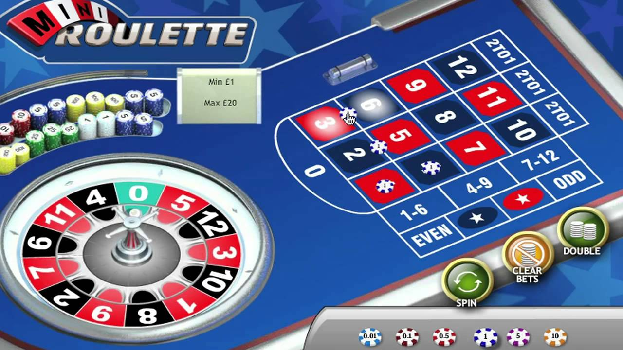 Tips to win mini roulette straight poker game